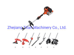 7 en 1 ensembles de l'outil Pinceau multi fonction de la faucheuse (TT-M2600)