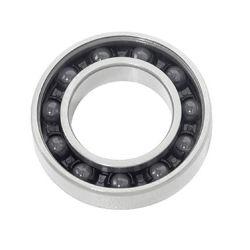 ABEC-7 a alta precisão os rolamentos de cerâmica híbrido de rolamentos de esferas 606 para Fidget Spinner