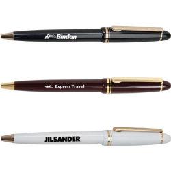 Bolígrafo de plástico de clásico, el Hotel Hotel lápiz, bolígrafo, regalo promocional bolígrafo