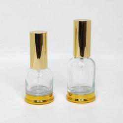 0.5oz/1ozガラス香水瓶、ガラスローションのびん、ガラス瓶