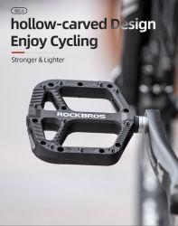 El Nylon Multi-Colors MTB deportes Ciclismo bicicletas Accesorios ultraligeros pedales plana