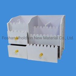 Waterbestendige kunststof opbergkast voor huishoudelijke kasten