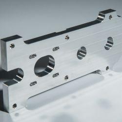 China Percision personalizado de mecanizado CNC de aluminio 6061 piezas de repuesto para el equipo médico y los instrumentos analíticos