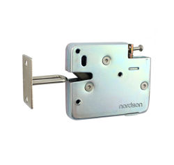 DC 12Vか24VはAll Metal IC Card Electronic Hotel Home Security Ntelligent RFID Electronic Cabinet Door Lockに失敗するSecure