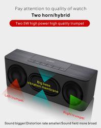 Портативная АС с Bluetooth FM радио USB устройства чтения карт SD USB устройства чтения карт SD Mini динамик