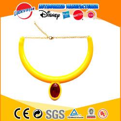 Bijoux de dentition OEM Collier en caoutchouc de silicone JOINT SILICONE Necklace avec Diamond
