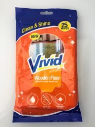 OEM/ODM che pulisce i Wipes bagnati per il pavimento di legno
