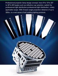 Projection de 250 W à LED Lampe à LED Projecteurs pour terrain de sports avec prix d'usine
