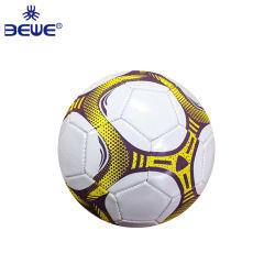 Fabriek 4 Voetbal Van uitstekende kwaliteit van de Bal van de Bel van de Douane van de Kleur van de Bevordering van de Controle van de Pijler het Goedkope