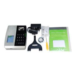 무선 WiFi 또는 3G 생체 인식 지문 및 RFID 카드 시간 LI 배터리가 장착된 출석 장치