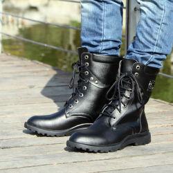 Británico y el algodón de gran tamaño zapatos botas de Martin de los hombres zapatos de ocio, la nieve botas, botas militares en caliente
