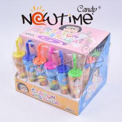 NTT19027 mezcla colorida de juguete paraguas caramelos en la casilla