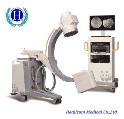 Haute fréquence Hcx-10b de l'arceau mobile Appareils à rayons X pour des raisons médicales Fluorosocpy