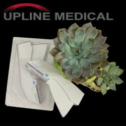 Grapadoras piel desechables para el uso de instrumental médico quirúrgico