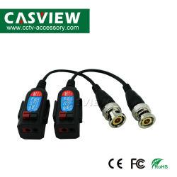 1 paire de connecteurs BNC vidéo passive RJ45 Balun Single Channel 8MP 5MP 4MP 3MP 1080P prennent en charge Ahd ICB TVI CVBS Ce approuvé