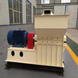 Hohe Leistungsfähigkeits-hölzerne Multifunktionszerkleinerungsmaschine für Stroh, Unkräuter