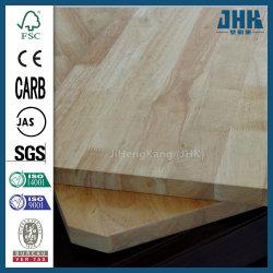 Классический цельной древесины резиновые древесины круглый обеденный стол
