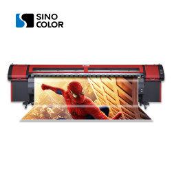 Máquina de impressão de couro digital Impressora Rolo UV UR-3204C para vestuário de lona