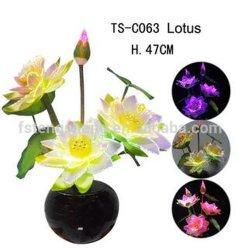 [لد] [لوتثس فلوور] لون تغيّر زخرفيّة زهرة ضوء