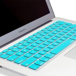 De kleurrijke Afgedrukte Dekking van het Toetsenbord van het Silicone van de Douane