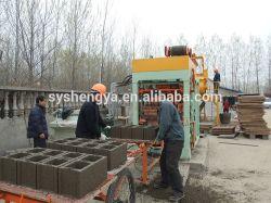 Produttore Full Auto Cement Brick Making Machine Plant Fornitore Cinese