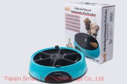 Commerce de gros Smart OEM enregistrables 6 Chargeur automatique de chien de repas