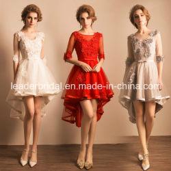 Soirée robe de cocktail de stock dentelle robe de prom Homecoming E1703