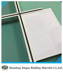 Placa de teto de gesso para materiais de construção