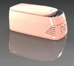 8L Camping portátil mini nevera congelador con enfriador de aceite y caliente