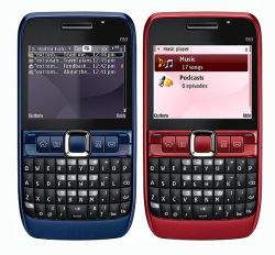 "Ursprüngliches Nekia E63 2.36 "" Symbian OS 9.2 2MP G/M Mobiltelefon-Handys"