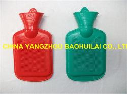 sacchetto di acqua calda di gomma dello scaldino della mano 500ml