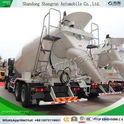 販売のための中国の具体的なミキサーのトラックかセメントの交通機関のトラック