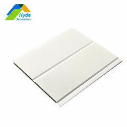 Impressão de 20cm e hot stamping Painel de PVC do painel da parede de plástico do painel do teto para decoração