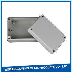 Impermeable de plástico Electricsl Caja de empalmes con CE