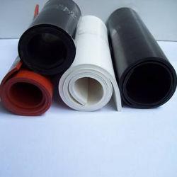 Feuille de caoutchouc de l'épaisseur 0.5mm/feuille de caoutchouc synthétique