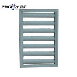 Plein air Air Condition Décoration de Position fixe buse en aluminium