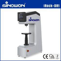 Tester automatico di sollevamento motorizzato di durezza di Digitahi Rockwell del sistema in pieno