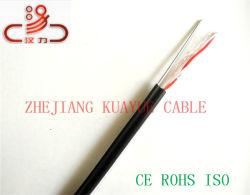 Cae el cable de par 1, 24AWG 1.2 Messenger Cable de teléfono/Cable de ordenador/Cable de datos y la comunicación por cable/Cable/conector de audio