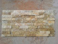 Горячие ржавые каменными плитками культурных Ledgestone Slate этаже стены оболочка