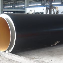 Isolierungs-Rohr-Schwarz-Stahlrohr-Fertigware