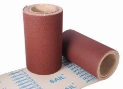 Lado use pano abrasivo de óxido de alumínio Ja113