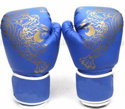 Logo d'impression personnalisée Hot Sale PU Sport Gant de boxe Taekwondo