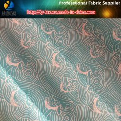 150dポリエステルあや織りのギャバジンによって印刷されるShirtingによって編まれるファブリック