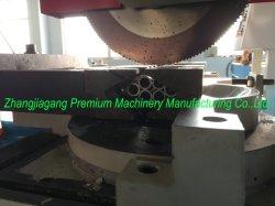Tubo grande máquina de corte de tubos automático Plm-Qg425O CNC