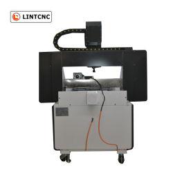 Molde de metal 6060 Router CNC Máquina de grabado de molde