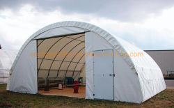 Lager-Zelt-Kabinendach Bauernhof-Abdeckung-Speicher-Schutz Belüftung-Hall