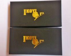 Esclusivo set di 3 penne da golf creative alla moda