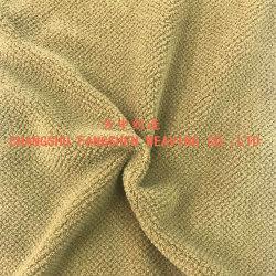 Polyester-Jacquardwebstuhl-Flanell-Gewebe 100% für leistungsfähige im Freien Kleidung oder Sportkleidung