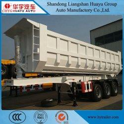 Container Idraulico Autocarro Semi-Rimorchio Per Alimentazione Pellet