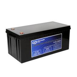 Batería de litio con función de control Bluetooth 12V200AH de iones de litio batería baterías LiFePO4 para RV/Almacenamiento de Energía Solar